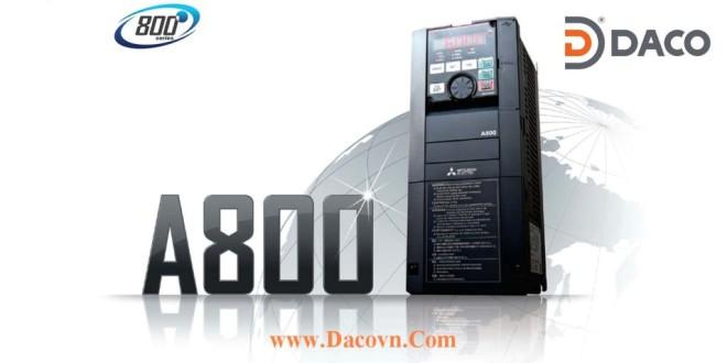 FR-A840-75K->110K Biến Tần Mitsubishi 75kW->110kW, 3 Pha 380 VAC: FR-A840