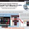 Phần Mềm Lập Trình HMI Mitsubishi GT_Works3, GT Designer3