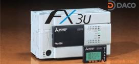 FX3U-128MR/MT Bộ Lập Trình PLC 128 Đầu I/O Mitsubishi