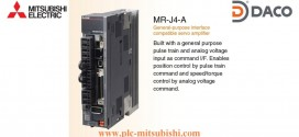 MR-J4-700A Bộ điều khiển Servo Driver Mitsubishi 7 kW 3 Pha 220 VAC