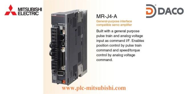 MR-J4-70A Bộ điều khiển Servo Driver Mitsubishi 0.75 kW 3 Pha 220 VAC