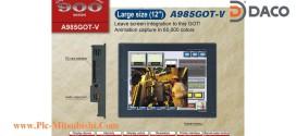 A985GOT-V Màn hình cảm ứng HMI Mitsubishi 12 Inch, 65K Màu