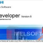 Phan mem lap trinh plc mitsubishi FX GX Deverloper