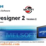 Phan mem lap trinh HMI Mitsubishi GT Designer 2