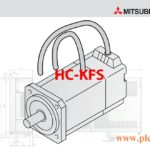 HC-KFS Dong co Servo motor Mitsubishi